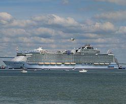 Największy statek na świecie ruszył. Zmieści ponad 9 tys. pasażerów