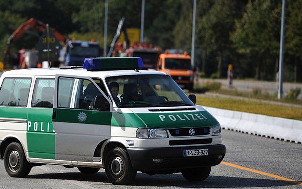 Ciało Polaka znalezione przy stacji benzynowej w Niemczech