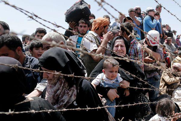 Dyplomata ONZ: liczba uchodźców z Syrii może drastycznie wzrosnąć