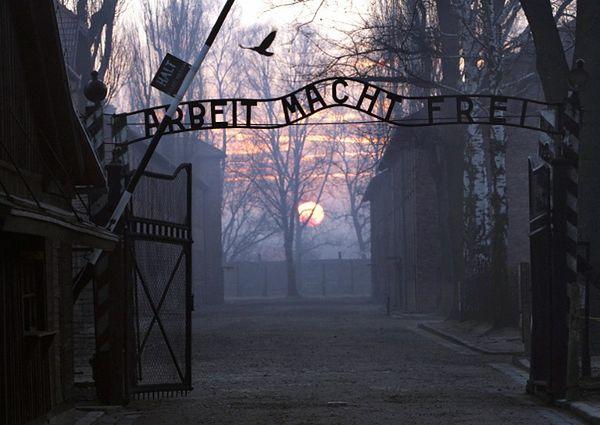 Brama Auschwitz