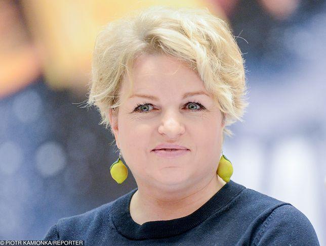 """Katarzyna Bosacka z mężem w """"śniadaniówce"""""""