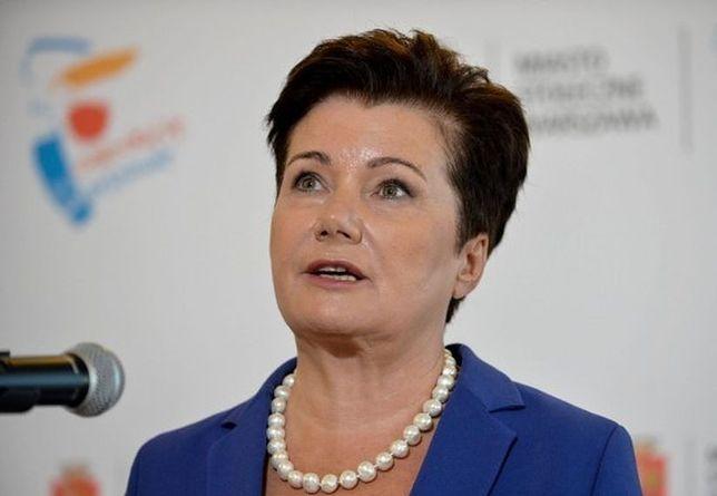 Chcą odwołania Hanny Gronkiewicz-Waltz. Jest wniosek o referendum