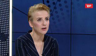 """""""Beata Szydło nie jest niczemu winna"""". Zaskakujące słowa Joanny Scheuring-Wielgus"""