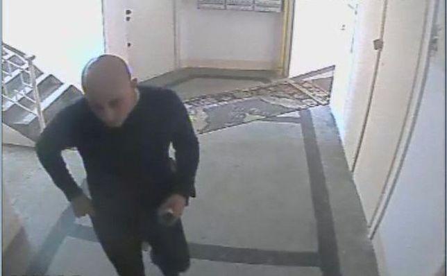 Włamał się do mieszkania. Rozpoznajesz go?