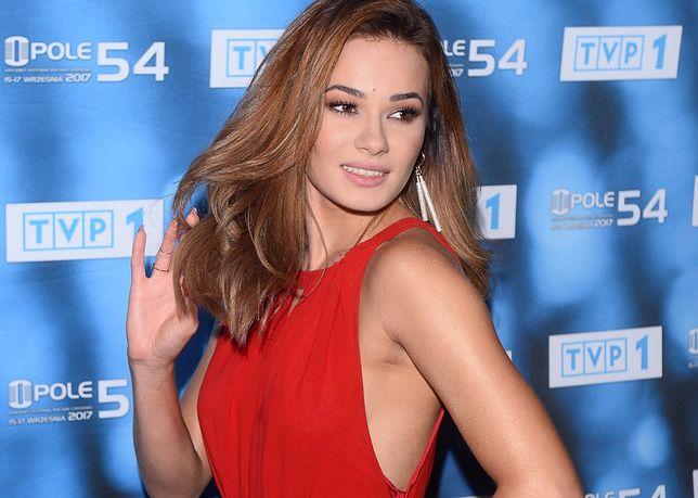 Natalia Szroeder pożegnała swoje długie włosy