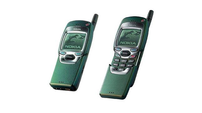 Nokia 7110 choć wyglądała kosmicznie, miała taką ilość błędów w oprogramowaniu, że Microsoft spaliłby się ze wstydu.