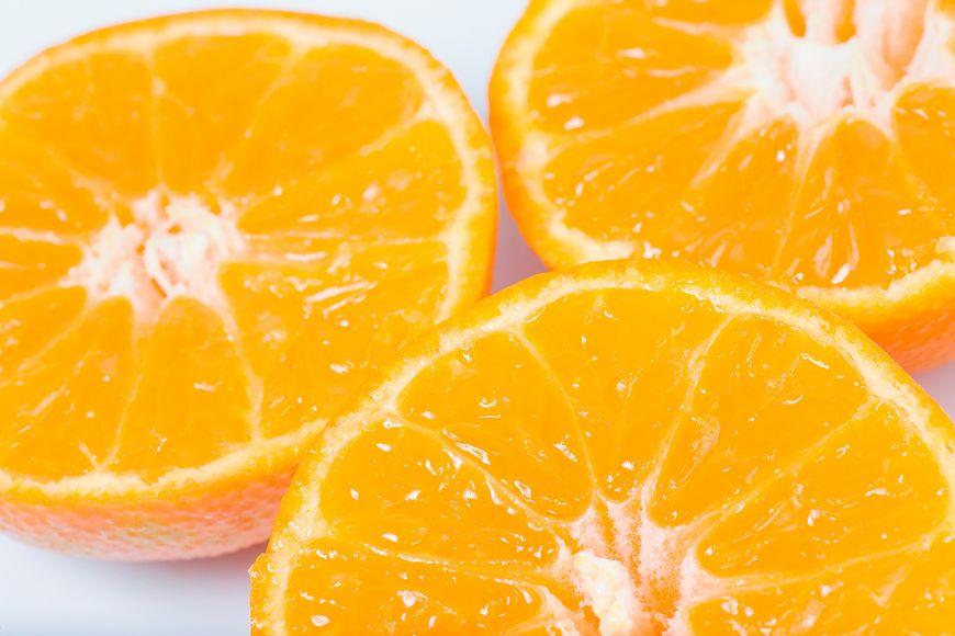 Soczyste pomarańcze