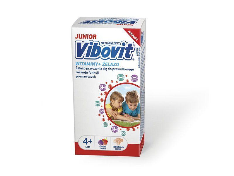 Vibovit® Junior + Żelazo