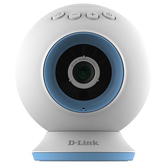 Przód kamery EyeOn™ Baby