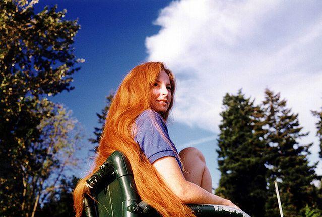 Farbowanie włosów w czasie ciąży