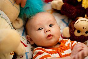 Mowa u niemowląt - rozwój