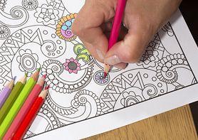 Kolorowanki dla dorosłych – jakie mają zalety dla zdrowia?