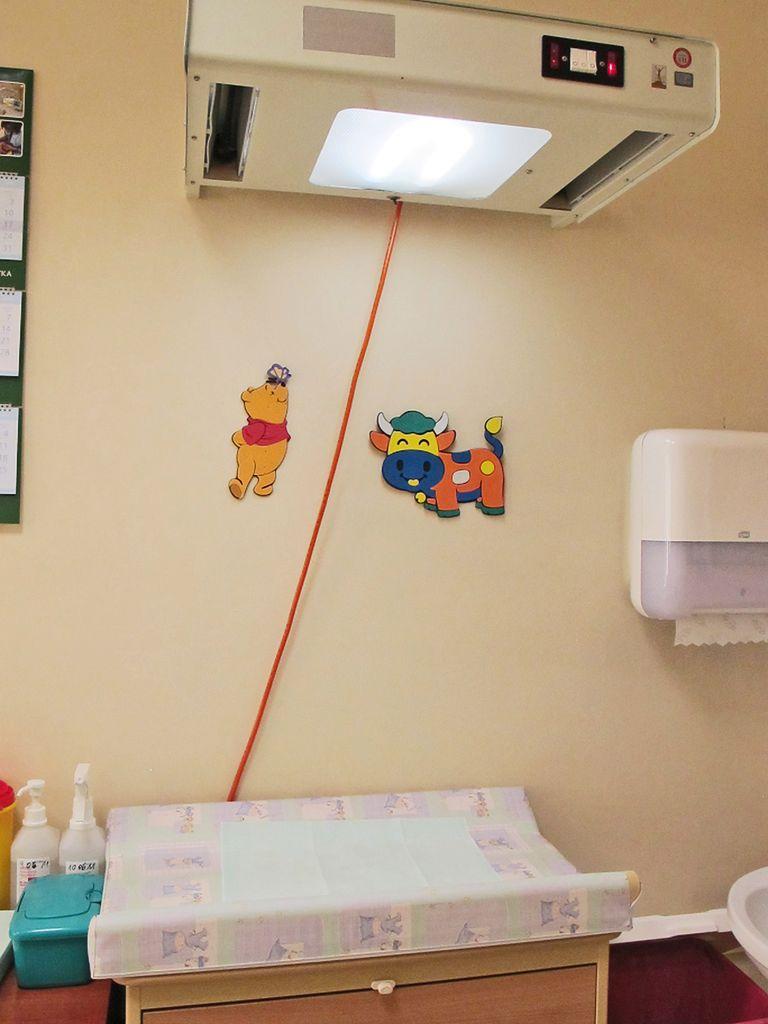 Przewijak dla noworodków
