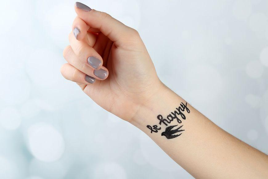 Chorzy na łuszczycę nie mogą mieć tatuaży
