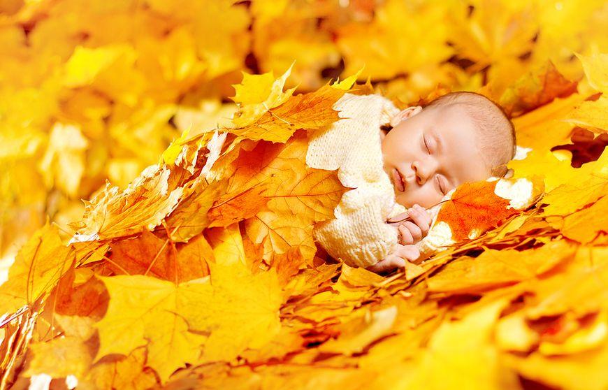 Urodzeni jesienią