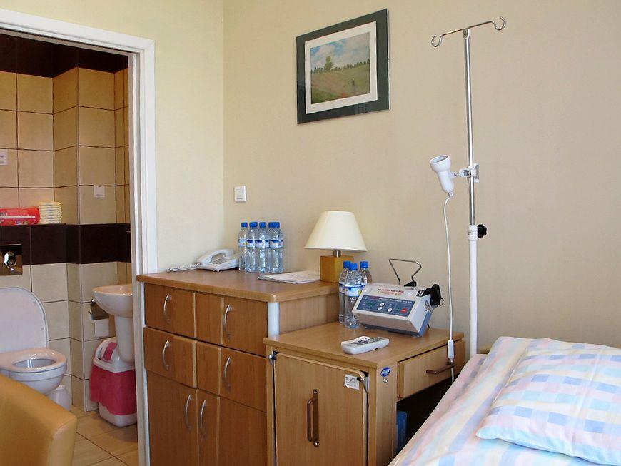 Pokój pacjenta
