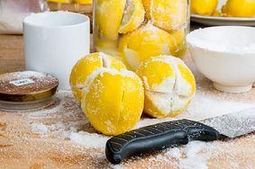 Kiszone cytryny. Wróg kamieni żółciowych i sprzymierzeniec trawienia