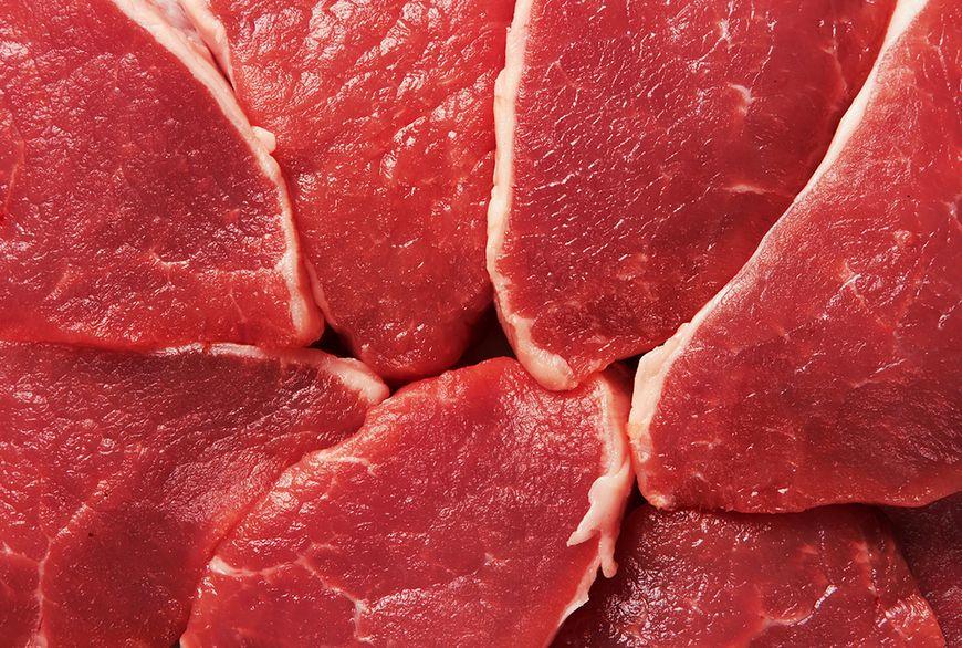 Ostrożnie z czerwonym mięsem