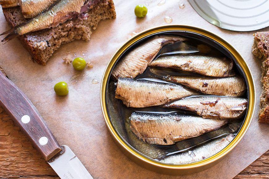 Ryby z puszki