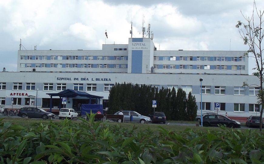 Szpital Wielospecjalistyczny im. dr. L. Błażka w Inowrocławiu - 837.87 pkt.