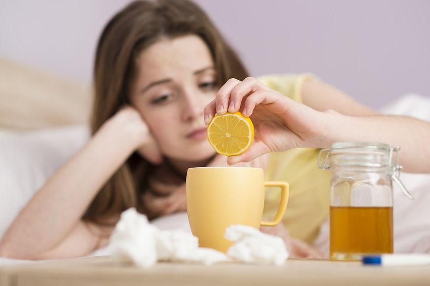 Dieta na przeziębienie