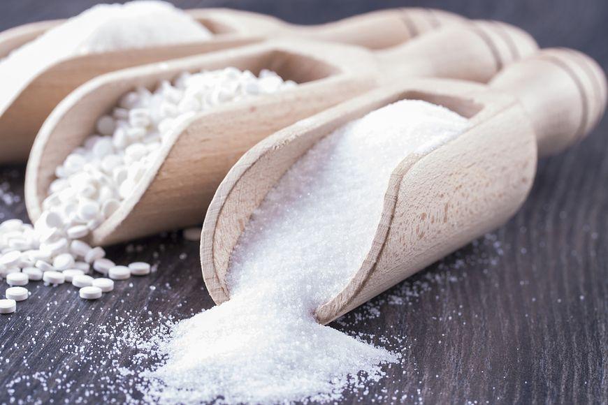 Aspartam – rakotwórcza słodycz