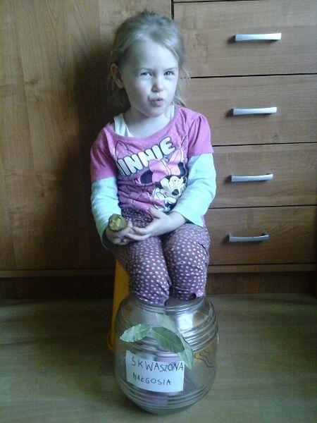 Minka Miesiąca - Kwiecień 2014 (wyróżnienie)