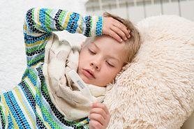 Czy wiesz, że podwyższona temperatura oznacza, że organizm walczy z infekcją