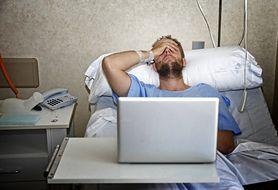 Korzystanie z internetu może przyczynić się do wsytąpienia poważnej choroby