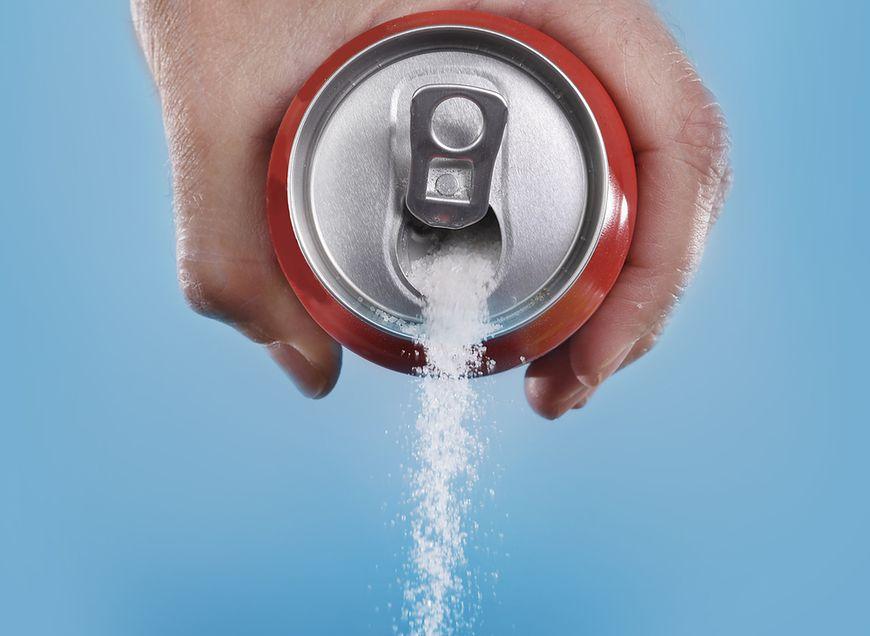 Produkty z dodatkiem cukru