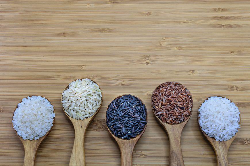 Wszystko zależy od odmiany ryżu