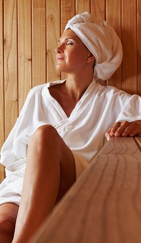 Czujesz się zmęczona i zestresowana? Odkryj 7 zalet korzystania z sauny
