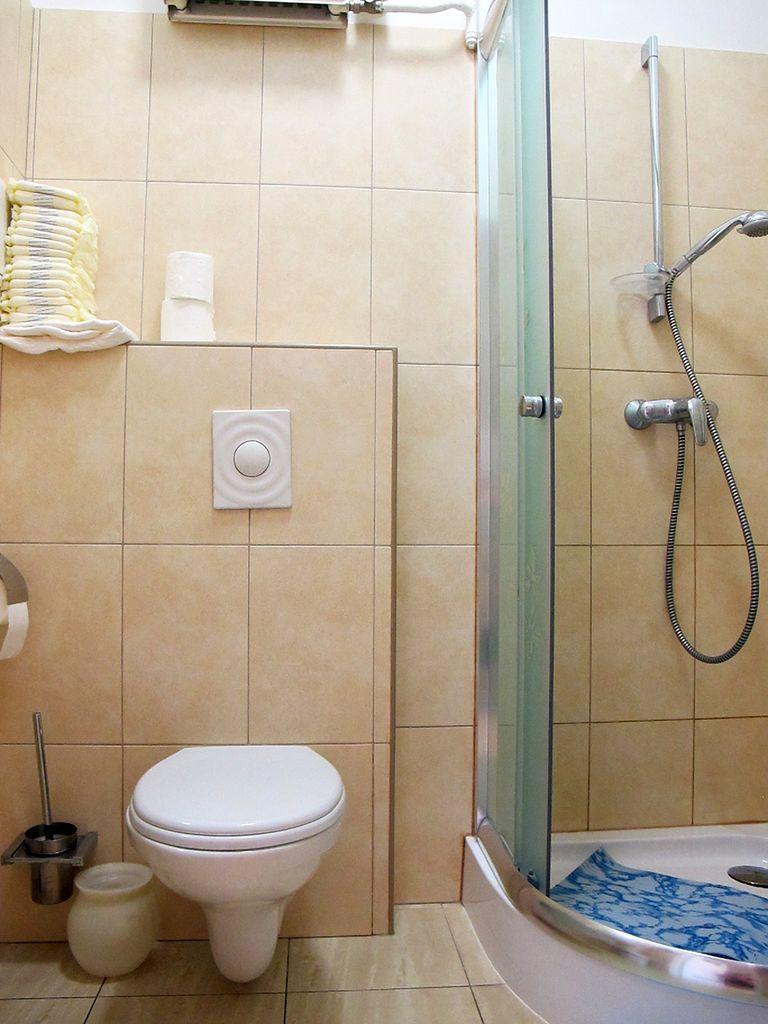 Łazienka pacjentki