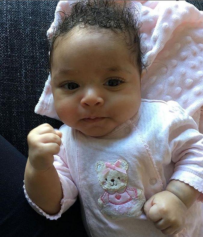 Córka Sereny Williams otrzymała imię po tacie