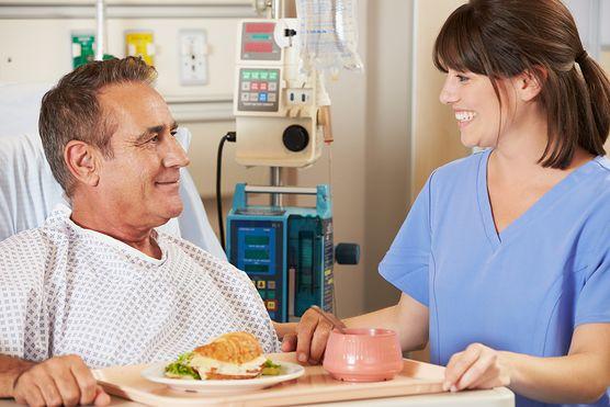 Dlaczego warto wspierać żywieniowo pacjentów onkologicznych?