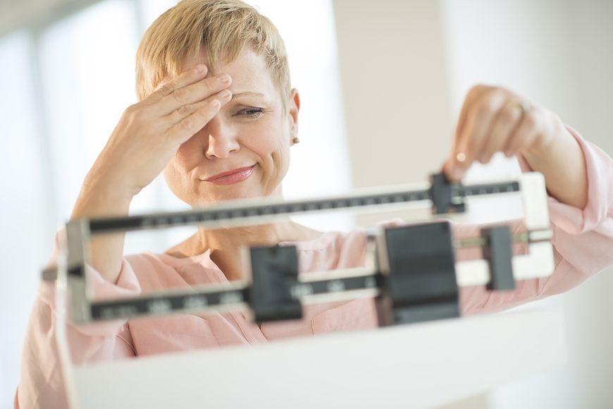 Tycie podczas menopauzy