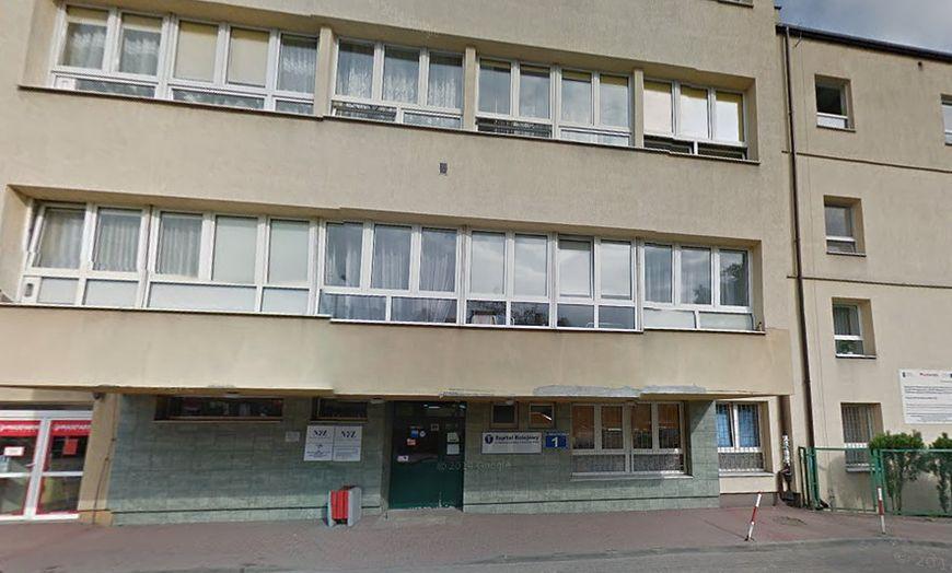 Szpital Kolejowy im. dr. W. Roeflera w Pruszkowie - 774.72 pkt.