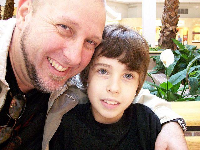 Relacje ojca z synem