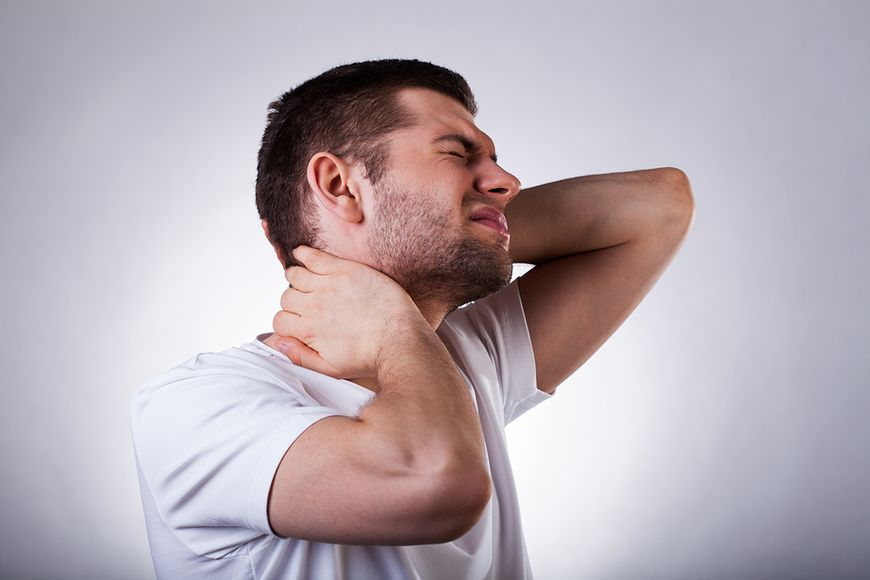 Skurcze mięśni
