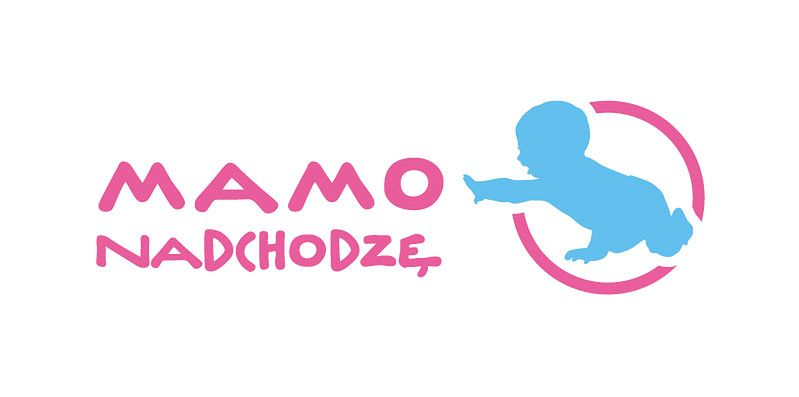 Logo Kampanii Mamo Nadchodzę