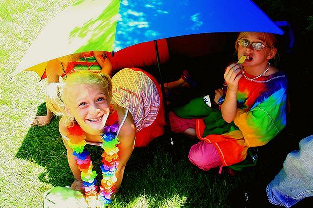 Zabawy organizowane w przedszkolu