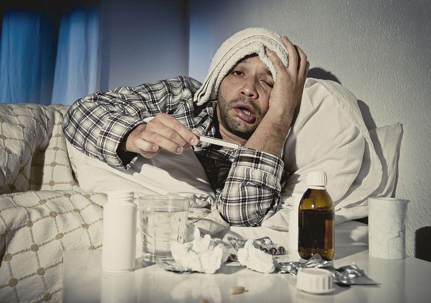 Miejsce 1: Ile dni trwa grypa?