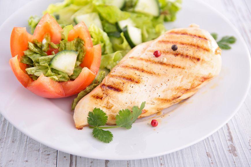 Zmiana mięsa na zdrowe