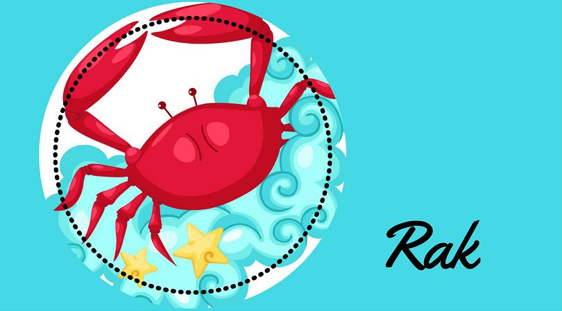 Rak - znak zodiaku