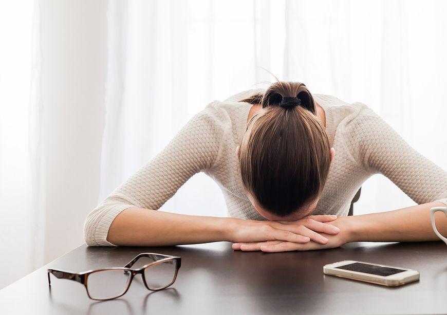 Łagodzi ból głowy
