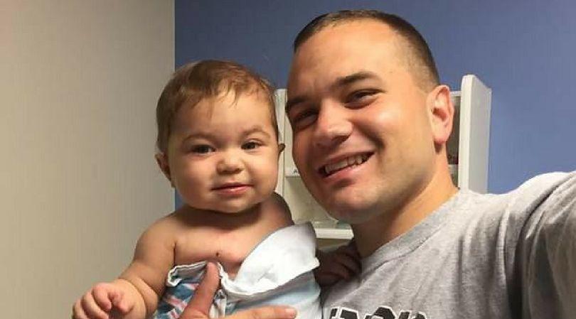 Szczęśliwa rodzina po przeszczepie wątroby małej Braylee
