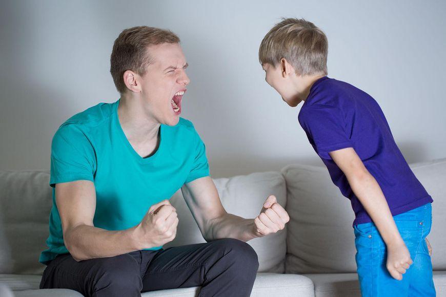 Krytyka dzieci