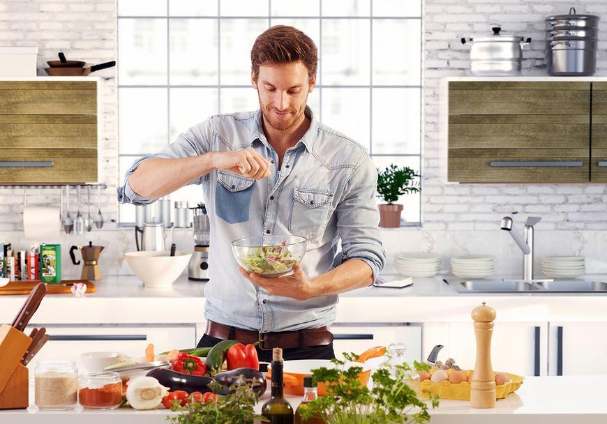 Kuchnia pełna zdrowia