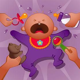 Poznaj jeden z najczęstszych objawów ząbkowania, który towarzyszy niemowlętom