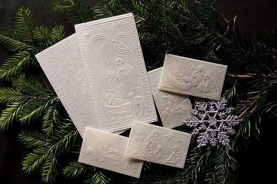 Opłatek w tradycji świąt Bożego Narodzenia